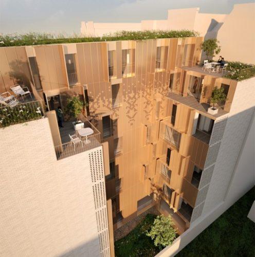 23 logements rue de Charenton à Paris (75)_2
