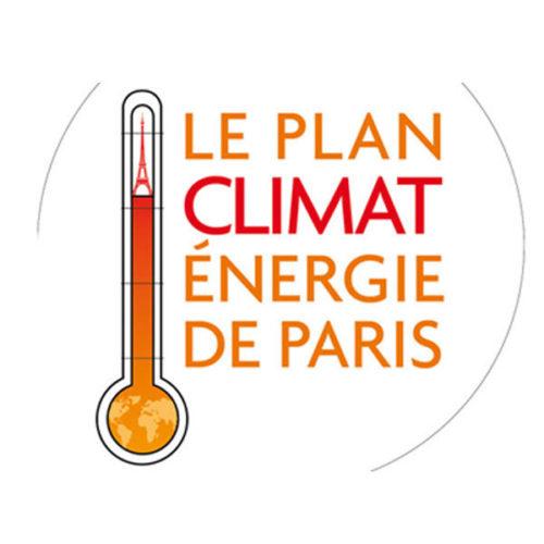 Logo planclimatairenergiedeparis